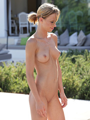 Stacy Poolside Romp